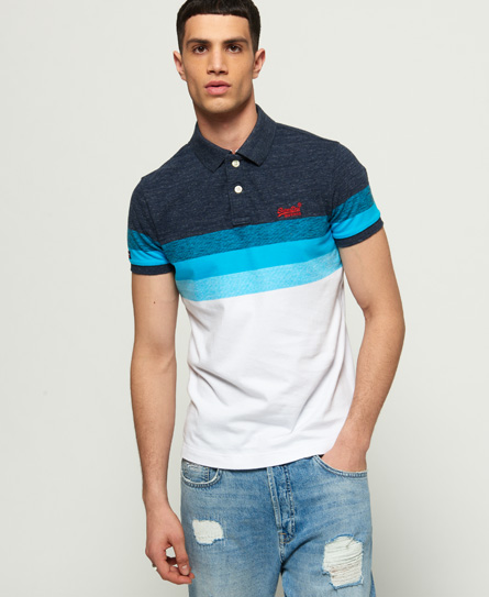 Superdry Superdry Classic Longbeach poloshirt