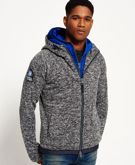 superdry storm blizzard kapuzenjacke herren hoodies. Black Bedroom Furniture Sets. Home Design Ideas