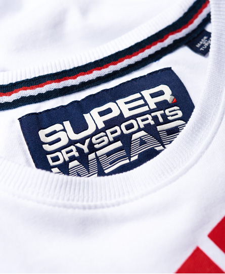 Superdry Sports Diagonal T-Shirt