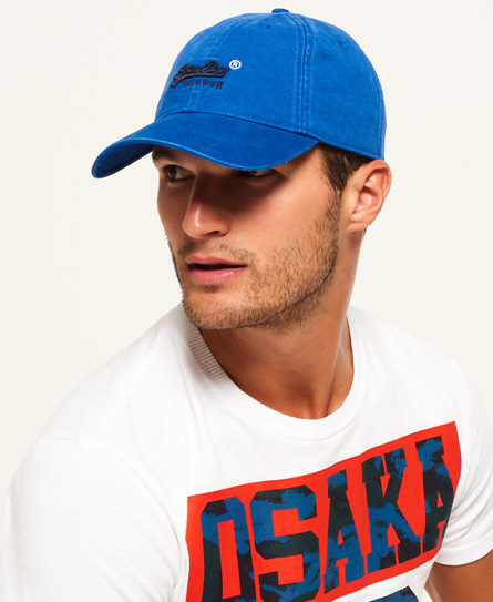 Orange Label Cap Superdry