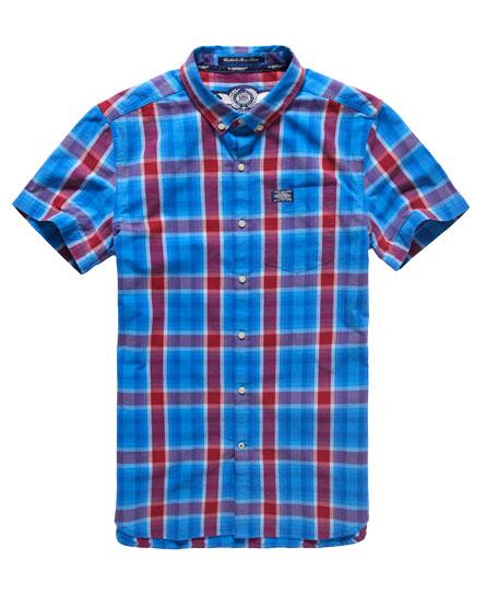 Superdry Washbasket Button-Down Hemd