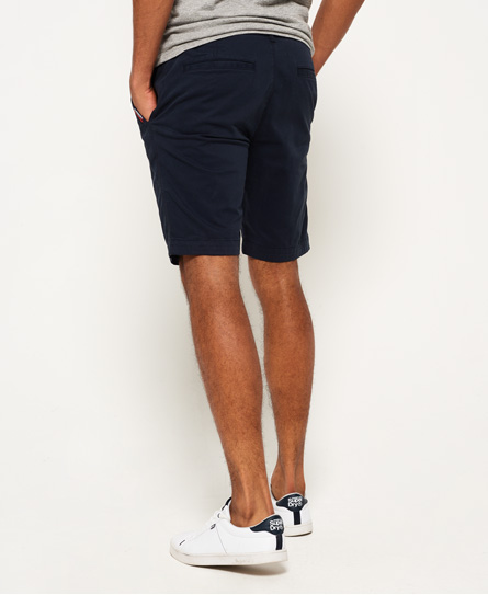 Superdry INTERNATIONAL CHINO SHORT - Short - graphite navy NA8pD9gqK