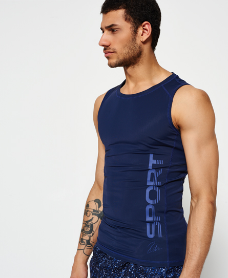 Elite Sports Training Vest Top