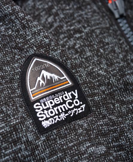 Superdry Storm Blizzard Zip Hoodie