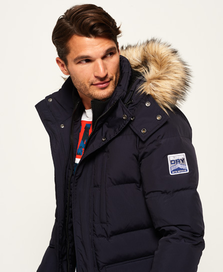 Superdry Parka SD Expedition emVLJS904Q