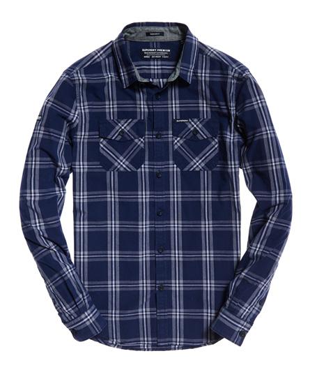 Superdry - Camisa de manga larga Washbasket - 2