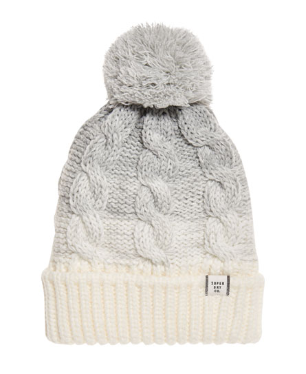 Ombre Clarrie beanie