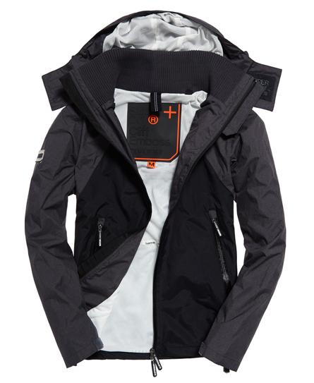 Emboss Hybrid Jacket