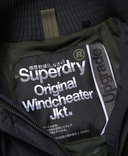 Superdry Technical Pop Zip SD-Windcheater 連帽防風夾克