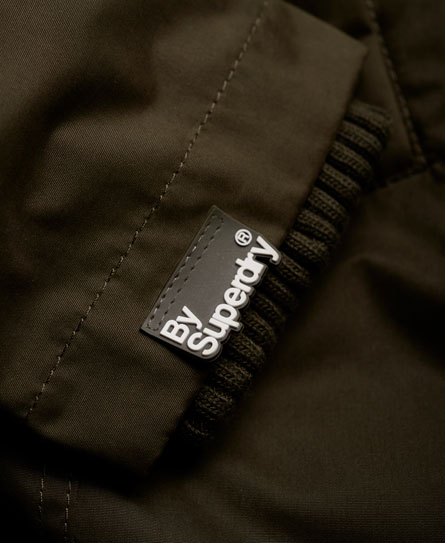 Superdry Microfibre Tall Windparka Jacket
