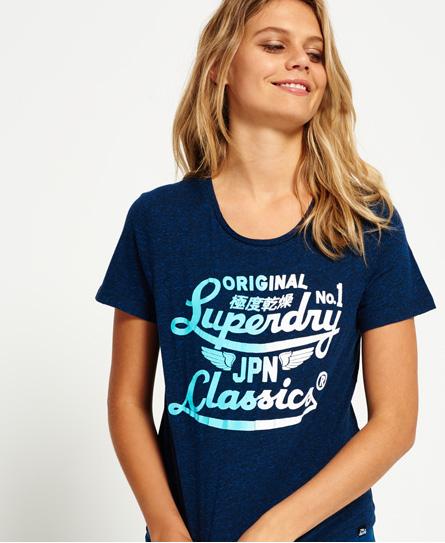 Sale Shop For Icarus Duo Boxy T-Shirt Superdry Free Shipping Low Shipping Fee Free Shipping Huge Surprise Best Place Sale Online KrnEm7v5