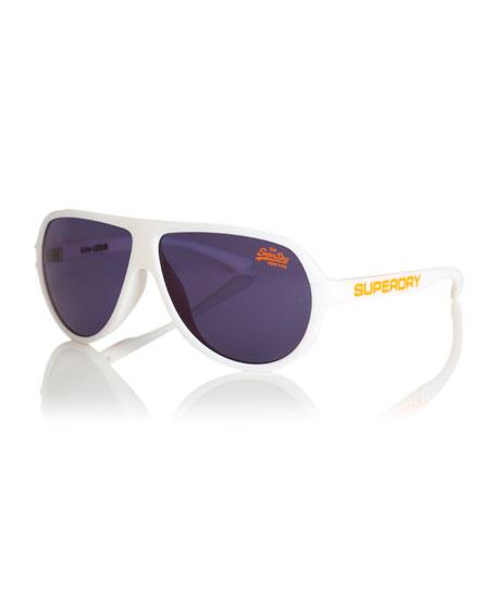 Superdry Moto X Sunglasses White