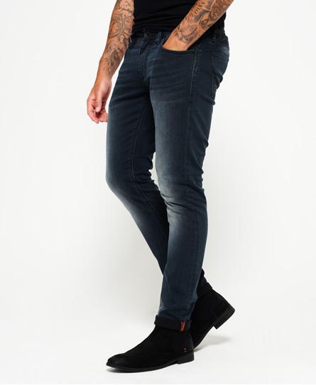 støvet svart blå Superdry Skinny jeans