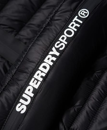 Superdry Sport Power Down Gilet