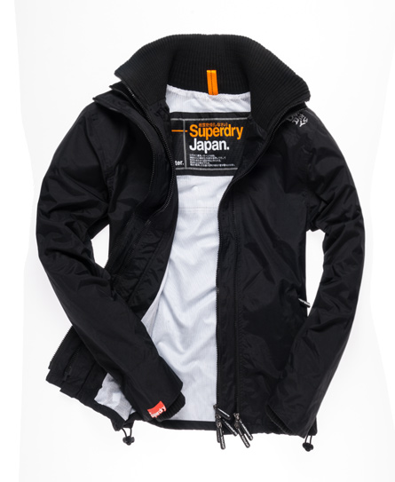 superdry technical windcheater jacke herren jacken m ntel