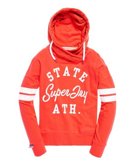 Lichtgewicht Varsity State hoodie