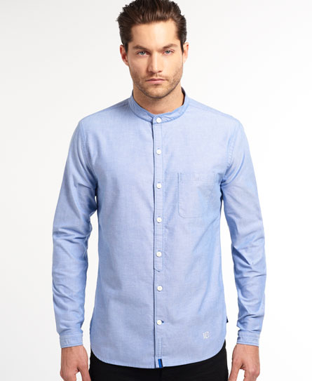 Grandad Shirts Online. You have found the ORIGINAL COLLARLESS SHIRT COMPANY. Buy here for less. Established over 30yrs.