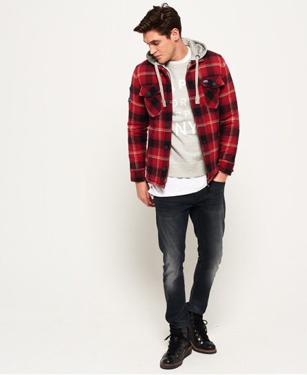 Superdry Everest Storm Shirt