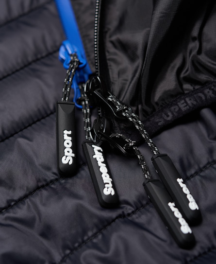 Superdry Cold Weather Chevron Sportshell Jacket
