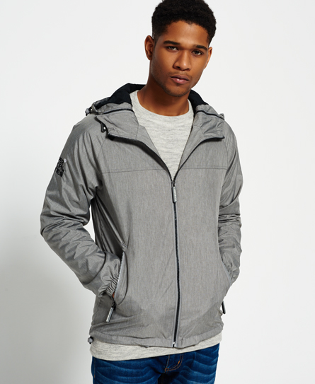 Superdry Superdry Dual Zip Through jakke