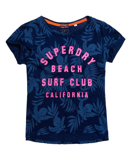Superdry T-shirt boyfriend West Coast