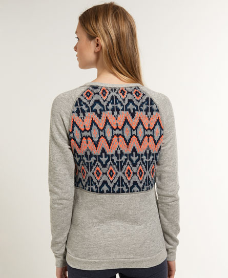 Superdry Inca Sunscorched Crew