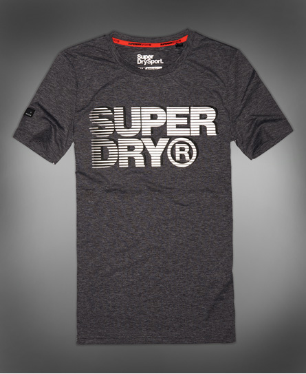 Superdry Sport Athletic Graphic T-Shirt
