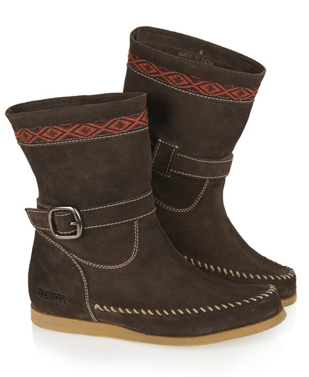Superdry Novah Boot Brown