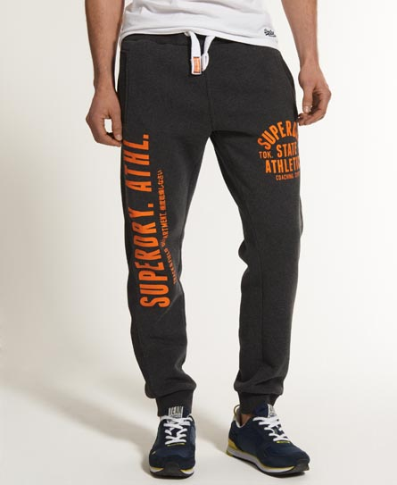Superdry Track & Field Joggers Grey