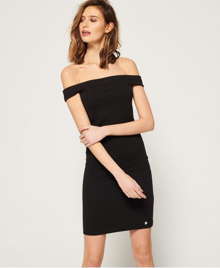 Augusta Bardot Dress Superdry Pick A Best For Sale xWIFWBr