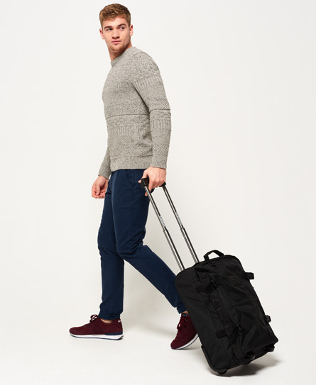 Superdry Montana Small Cabin Suitcase