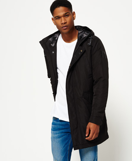 Superdry Superdry Surplus Goods Heavy Weight parka