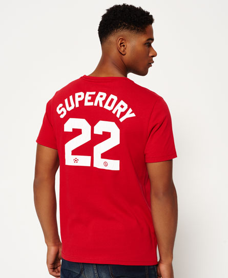 Superdry Classic Limited Edition Football T-shirt