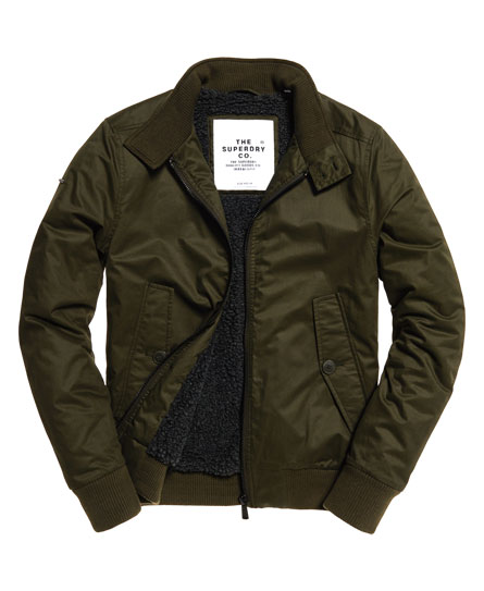 Superdry - Cazadora Longhorn Harrington - 2