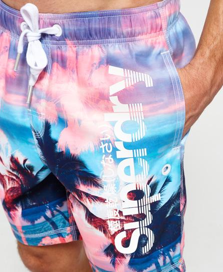 Superdry Premium Neo Reflective Swim Shorts