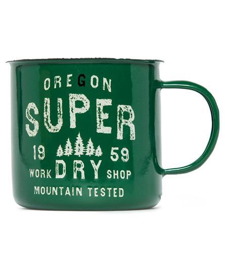 Super Expedition Enamel Mug
