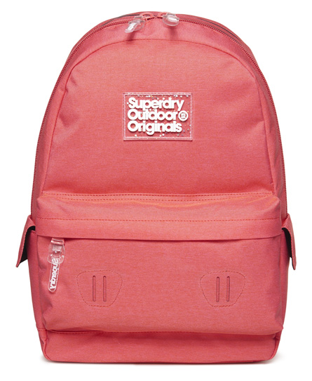 fizz pink Superdry Pixie Dust Montana Backpack