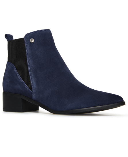 Superdry Superdry Quinn Chelsea boots med rib
