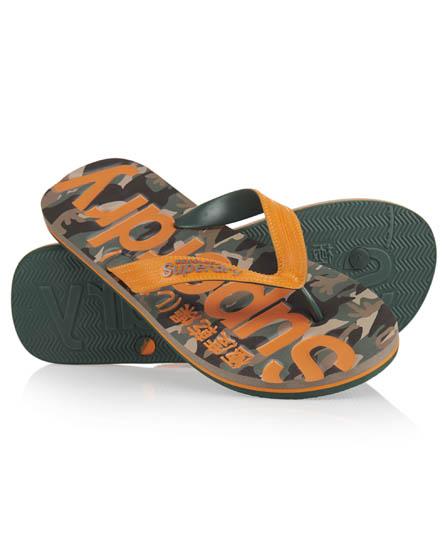 Superdry Flip Flop Green