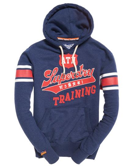 Superdry Real Athletic Hoodie