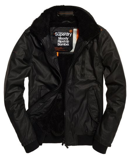 Superdry Blouson bombardier Moody Ripstop FnpX6T