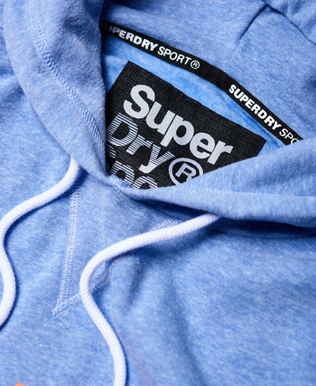 Superdry Sport Essentials hættetrøje