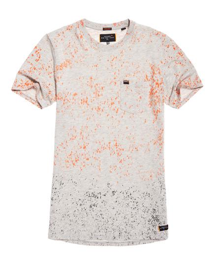 Superdry Tropics Longline T-Shirt