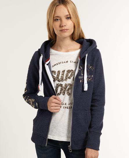 Track hoodie