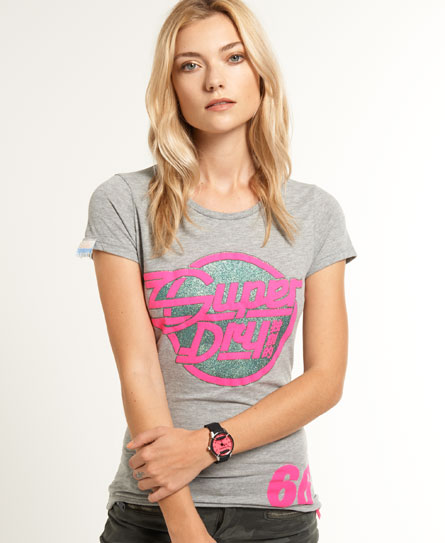 Superdry Speed T-shirt Grey