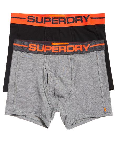 Superdry Superdry Sport Boxer dobbeltpakke