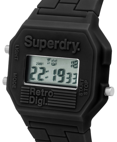 Superdry Mini Retro Digi Colour Block Watch