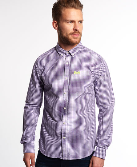 Superdry London Button-Down Hemd