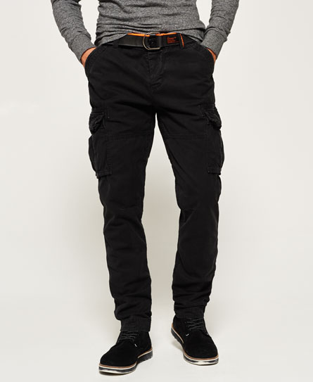 Superdry Core Cargo Lite Pants Black