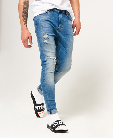 Spray On Skinny Jeans Superdry